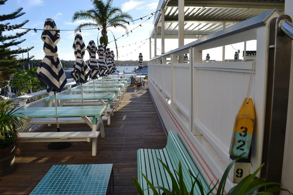 Watsons Bay Hotel Case Study Hughes Commercial Furniture